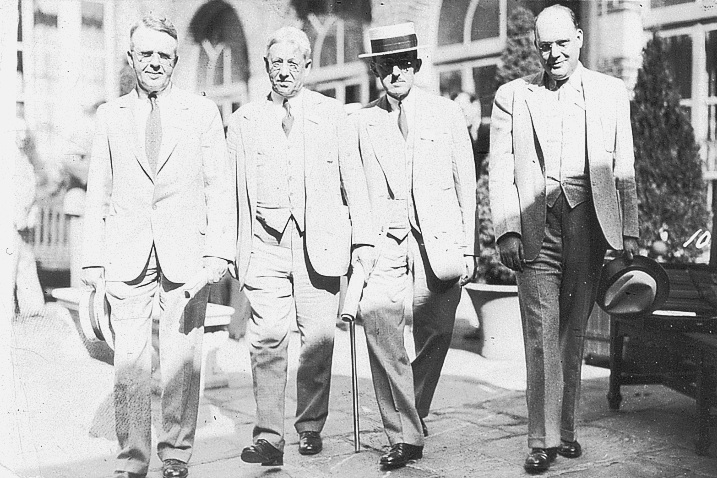 1933 SAMA Board Meeting